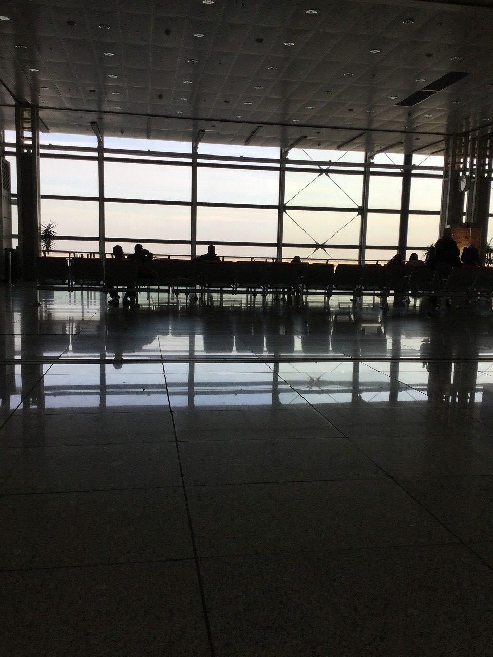 テヘラン国際空港
